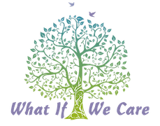 What If We Care Logo